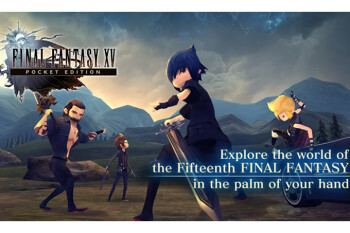 Final Fantasy XV Pocket Edition launched on Android and iOS
