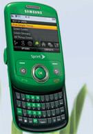 Discuss phones, win a Samsung Reclaim