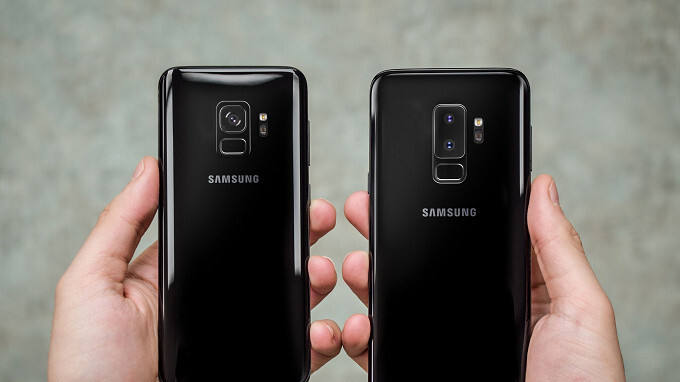 Samsung's official cases for the Galaxy S9/S9+ leak