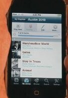 Offline music playback to become a reality on Rhapsody for the iPhone?