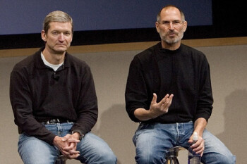Apple shareholders hear Tim Cook discuss the Apple Watch and Apple Pay
