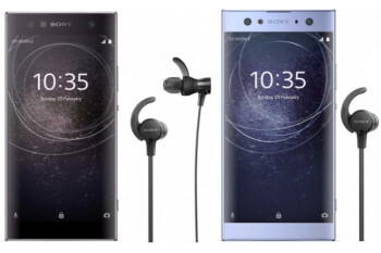 Deal: Buy a Sony Xperia XA2 Ultra, get water-resistant headphones for free