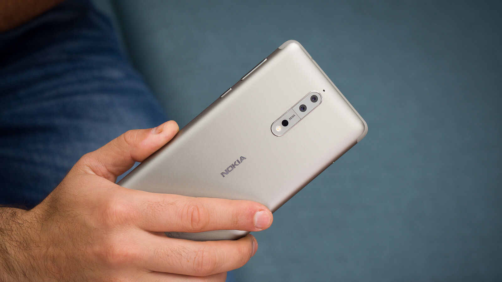 Nokia sold 4.4 million smartphones in Q4 2017, more than OnePlus, Google, HTC, Sony, and Lenovo