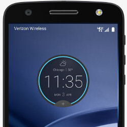 Verizon's Moto Z Force Droid receives security update, but only to