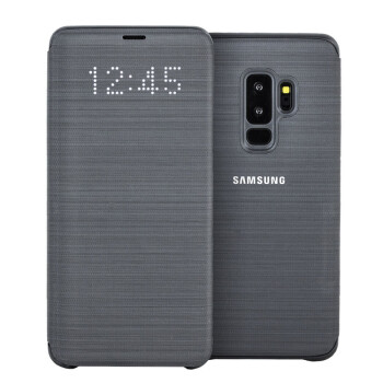 The new Galaxy S9 Hyperknit case, and the LED Flip Wallet, are now available to order