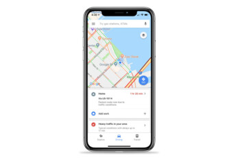 Google Maps for iOS gains quick access to transit and traffic info in the latest update