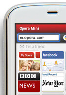 Opera Mobile 10 and Mini 5 leave the beta stage