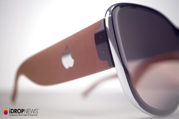 Designer produces concept images of Apple's rumored AR glasses