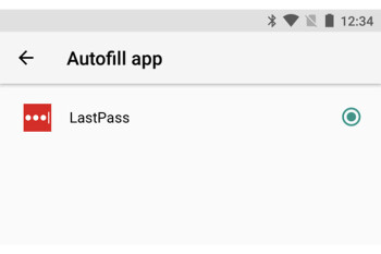 Android Oreo's Autofill option finally comes to LastPass