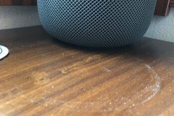 Apple could avoid the Homepod 'white ring' issue, design experts say