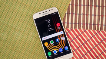 Samsung is rolling out the February security patch to the Galaxy J5 / J7 (2017)