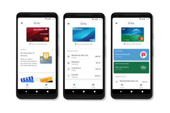 Google Pay launches today, but its most important feature is not here yet