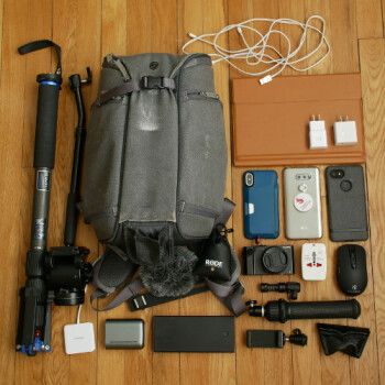 What's in my bag for MWC 2018?