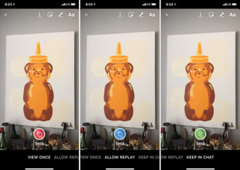 Instagram Direct is getting new replay options to better compete with Snapchat