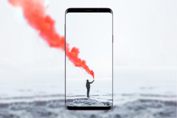 30+ Infinity Display wallpapers perfect for the upcoming Galaxy S9 and S9+
