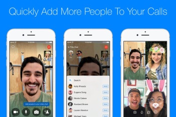 Facebook Messenger update makes group calls easier