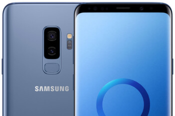High-res Galaxy S9 and S9+ pictures explore every nook and cranny of the black and blue models