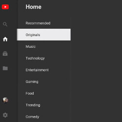 The YouTube app on Android TV gets a redesign