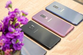 Samsung Galaxy S9+ vs Galaxy S8+ vs Pixel 2 XL: Specs comparison