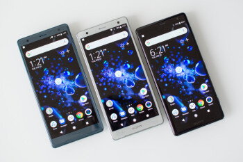Sony Xperia XZ2 hands-on: up close with Sony's fresh, new design philosophy