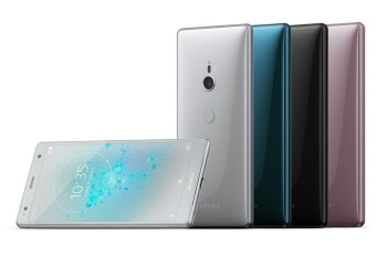 Sony presents Xperia XZ2 and XZ2 Compact: new design and Snapdragon 845