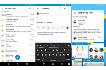 BlackBerry releases new features for Hub, Calendar and Productivity Tab apps