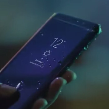 Samsung Galaxy S9 official promo video leaks out