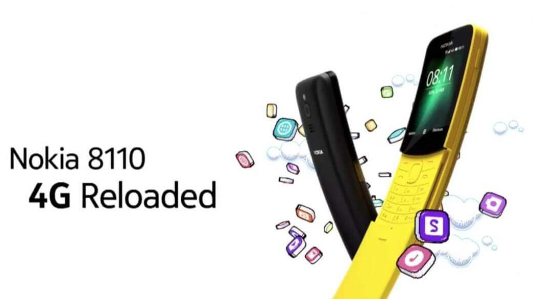 Nokia 8110 4g Gets Launched With Insane Battery Life And