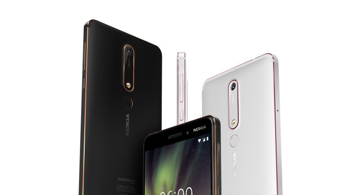One of the most loved midrangers is back: the new and improved Nokia 6 goes global