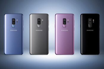 Check out all Galaxy S9 and S9+ official images and promo video