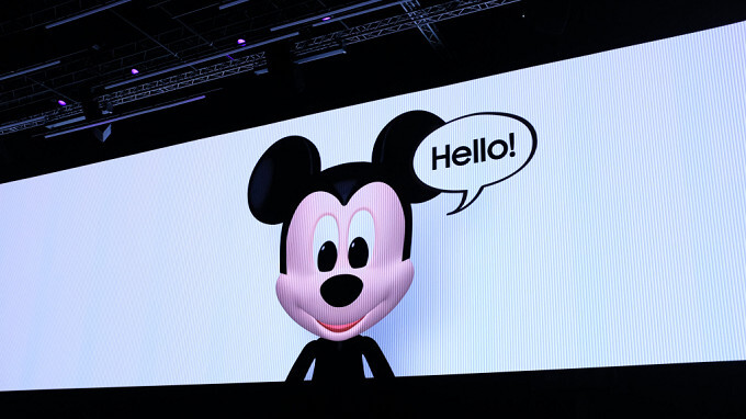 Samsung stuns Apple by partnering with Disney for AR Emoji