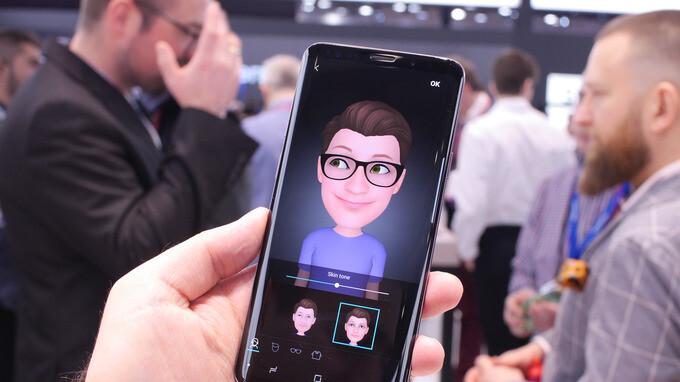 A look at AR Emoji on the Samsung Galaxy S9 - PhoneArena