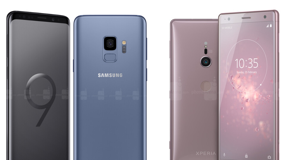 So, which flagship did you like better? Galaxy S9 vs Xperia XZ2