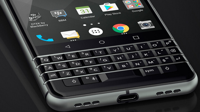 Optiemus' near bezel-less BlackBerry Ghost surfaces thanks to new leak