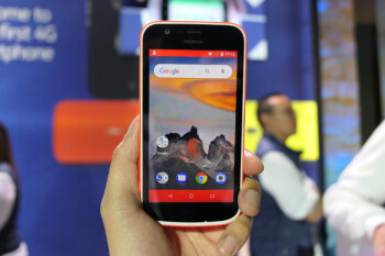 Nokia 1 hands-on