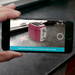 Amazon app allows you to shop in AR on certain Android and iOS devices