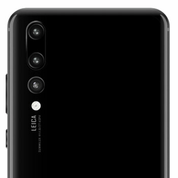 Huawei P20 and P20 Plus leak shows one has dual camera, the other - a triple camera.