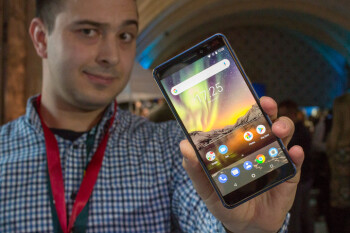 2018 edition Nokia 6 hands-on: one of the best mid-rangers got better