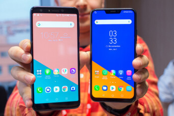 Asus ZenFone 5 and ZenFone 5Q hands-on: hey there, good-looking!
