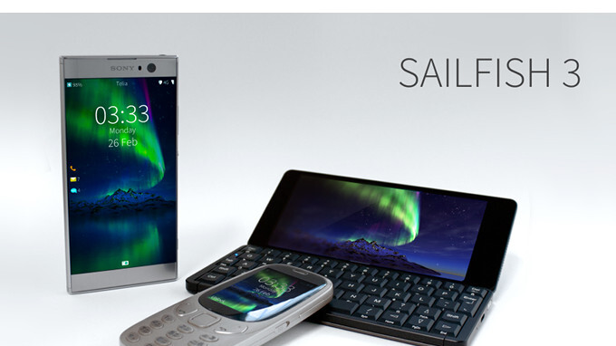 Jolla announces Sailfish 3, support for new smartphones and 4G feature phones