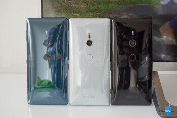 Do you like the new Sony Xperia XZ2 design?