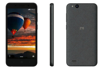 ZTE Tempo Go is the first Android Oreo Go Edition phone to be launched in the US