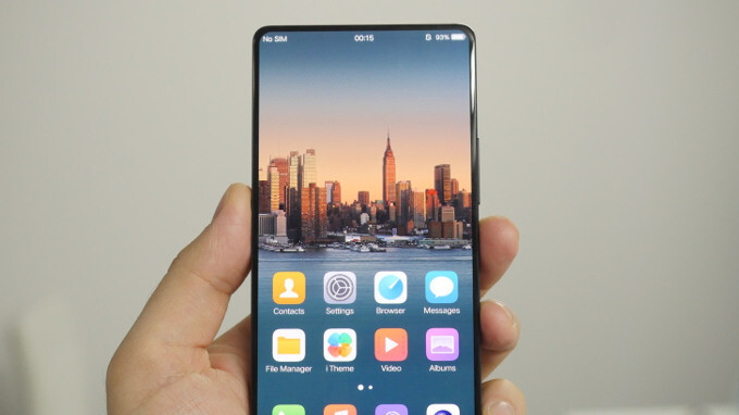Mobile Phone Camera Sensor Size Comparison