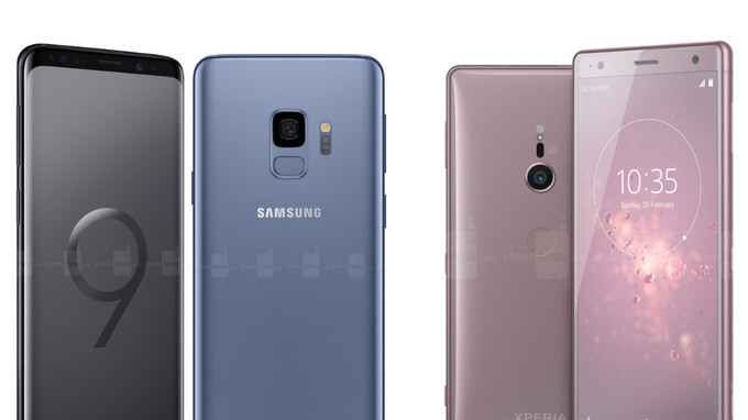 This is where Xperia XZ2 is better than Galaxy S9