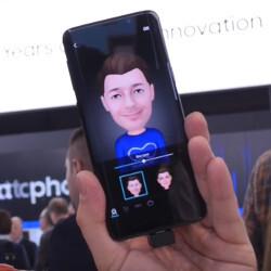 Did Samsung get the AR Emoji idea from Apple?