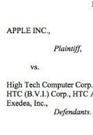HTC says it will defend itself in response to Apple filing