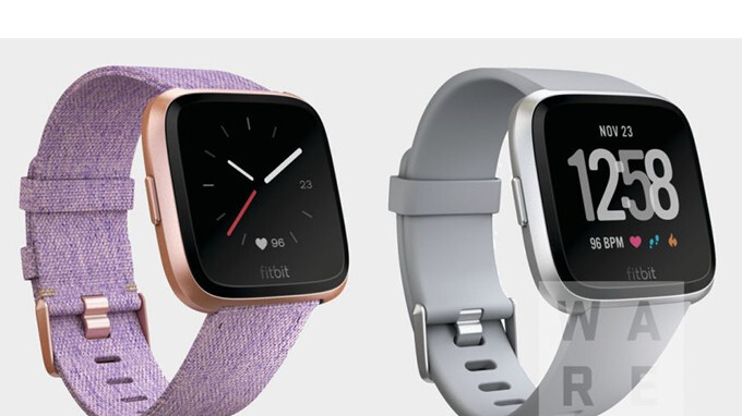 Fitbit's most appealing smartwatch leaks in press renders ahead of announcement