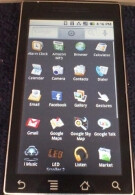 Hot off the press update on Motorola DROID Android 2.1 upgrade