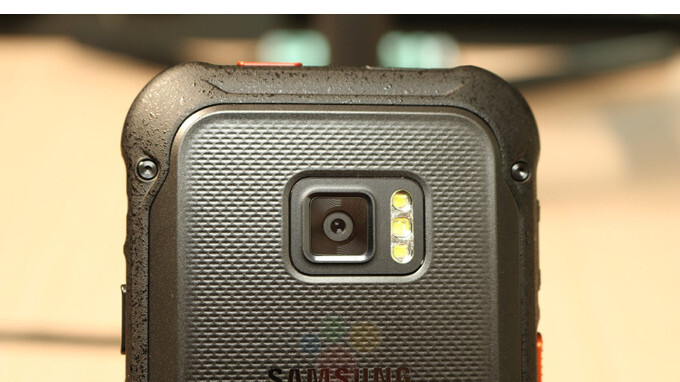 The rugged Samsung Xcover 5 may have already been captured in the wild