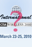 What to expect at CTIA WIRELESS 2010?